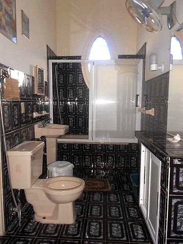 Baño privado (exclusivo para ha habitacion)