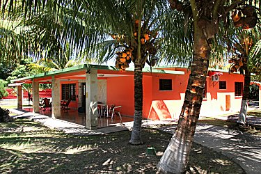 Image gallery la casa de frente - Jardin en casa ...