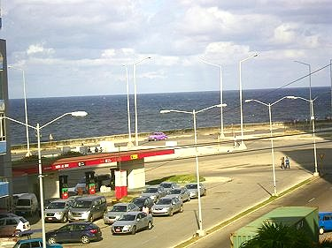 Vista al mar (malecon)