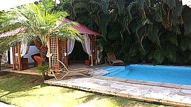 Alquiler de la casa ana gloria con alberca piscina en la for Tipos de piscinas para casas